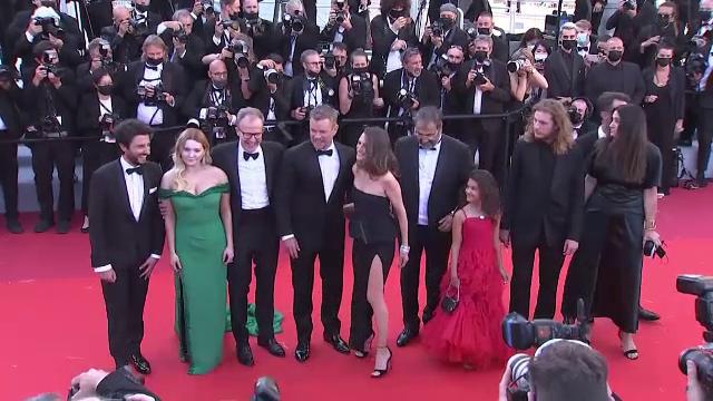 Festivalul de la Cannes este în plină desfășurare, dar normele sanitare nu sunt respectate complet