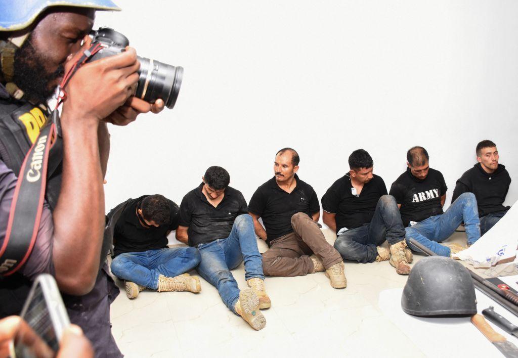 11 mercenari au fost arestați în cazul asasinării președintelui haitian. Unde au fost prinși
