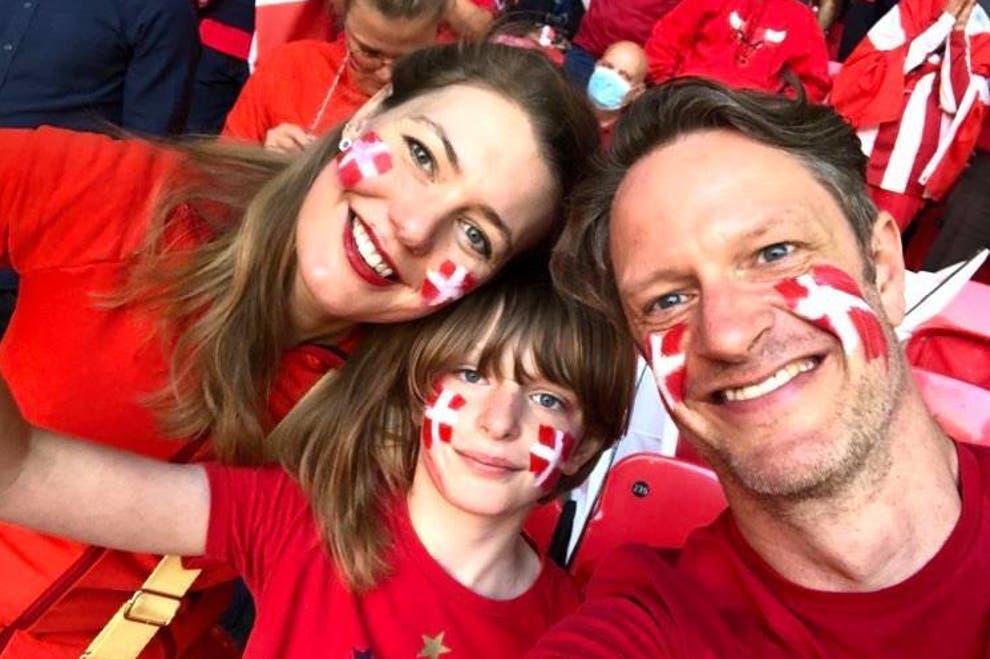 Clipe de groază pentru o familie de danezi, după meciul cu Anglia. Ce le-au făcut mai mulți fani englezi beți