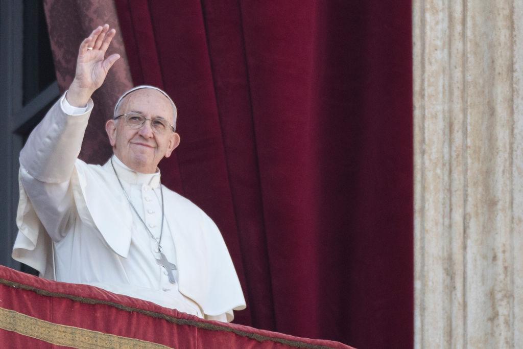 """Papa Francisc va conduce rugăciunea """"Îngerul Domnului"""" din spitalul unde este internat"""