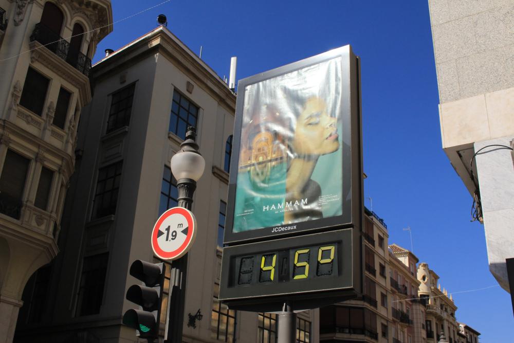 Spania, lovită de un val de căldură. Meteorologii avertizează că temperaturile pot ajunge la 44 de grade