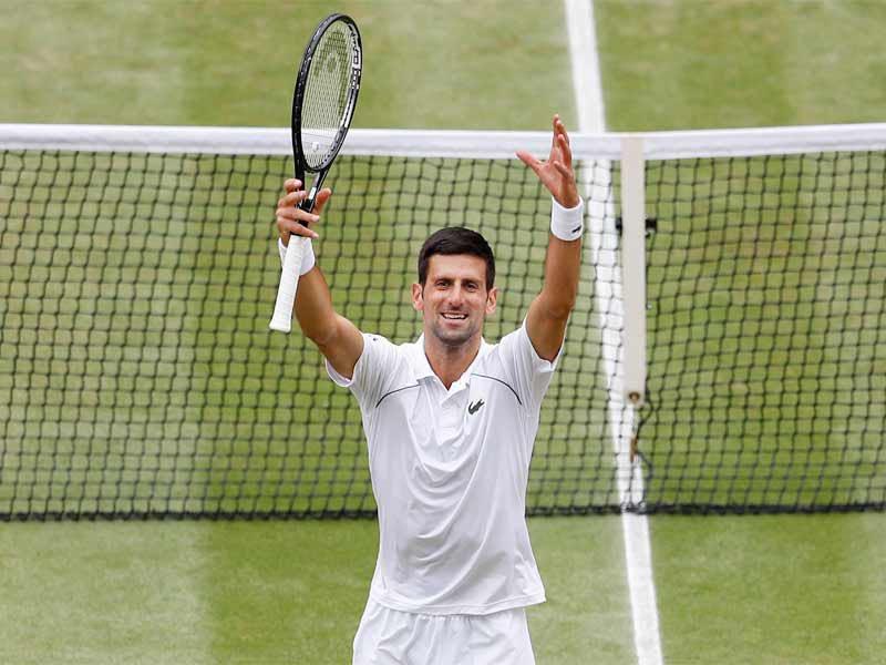 Djokovici a câştigat a treia oară consecutiv turneul de la Wimbledon
