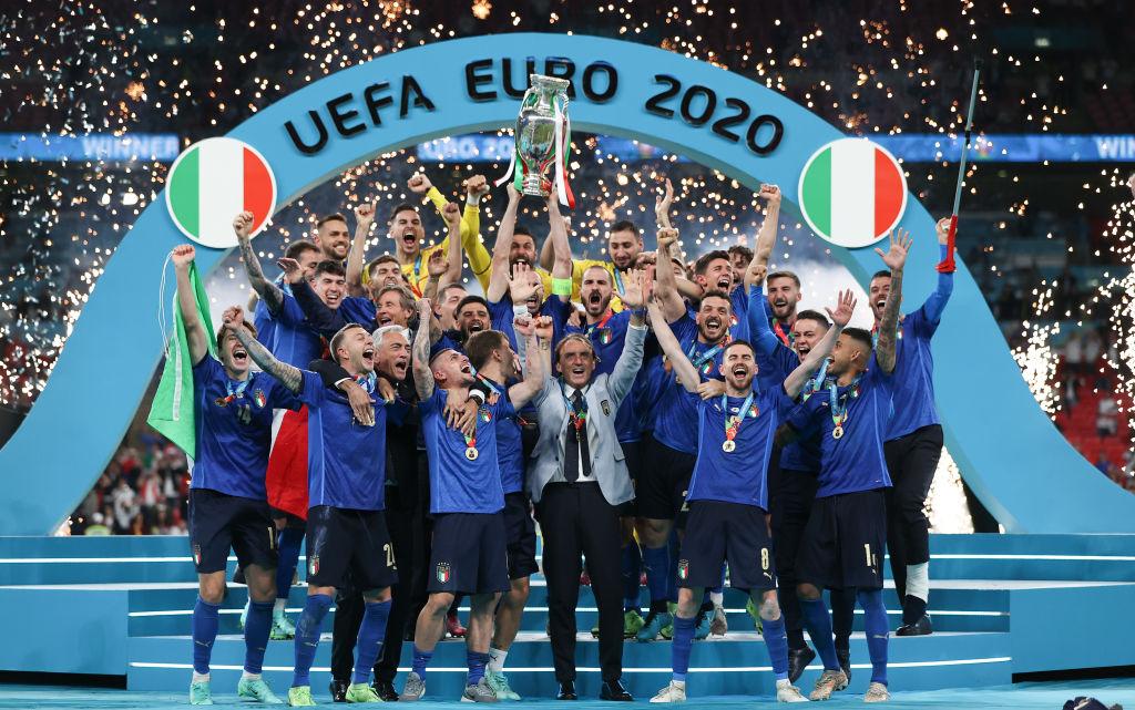 Italia, campioană la EURO 2020 după o finală dramatică. Meciul, decis la loviturile de departajare