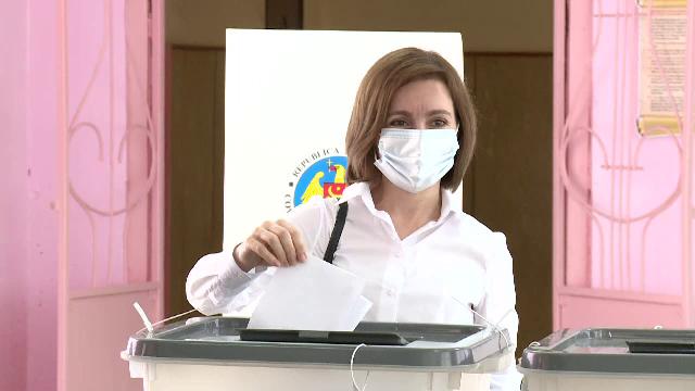 Alegeri în Republica Moldova. 85% dintre voturile din diaspora au fost pentru PAS