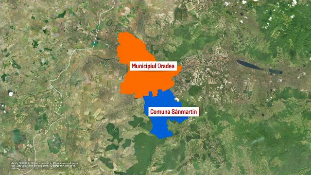 Regionalizarea României revine în actualitate. Comunele limitrofe s-ar putea uni cu municipiile reședință de județ