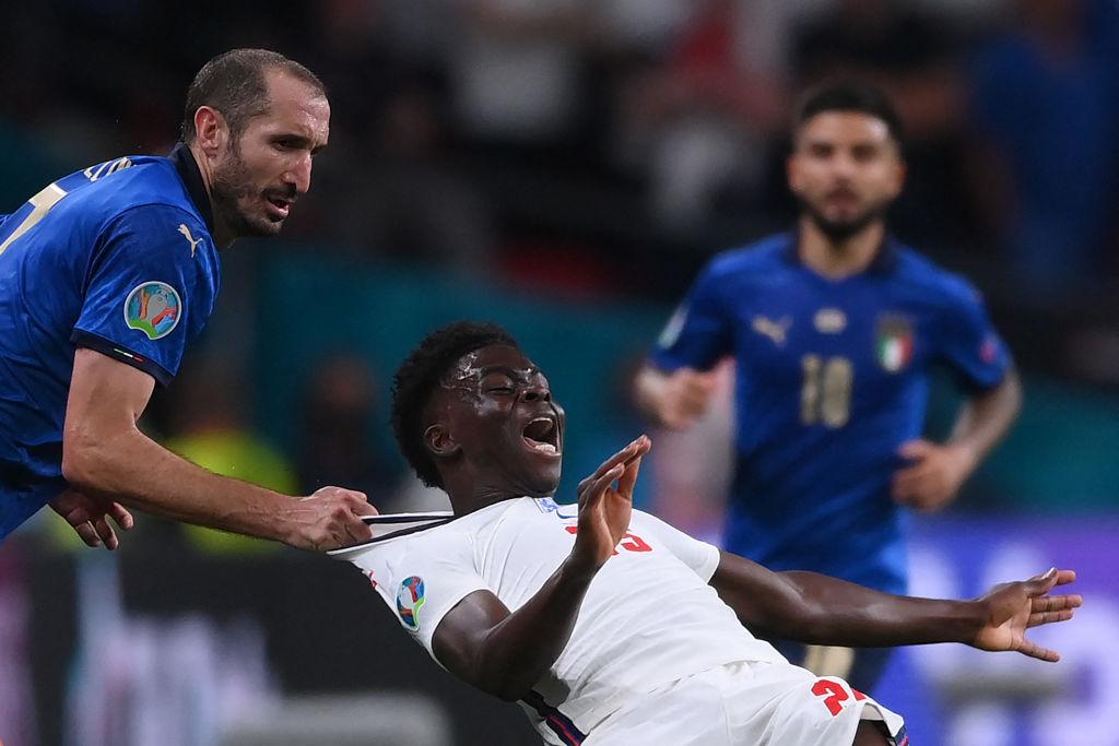 """Englezii cer rejucarea finalei contra Italiei. """"I-au tratat ca pe niște sclavi"""""""