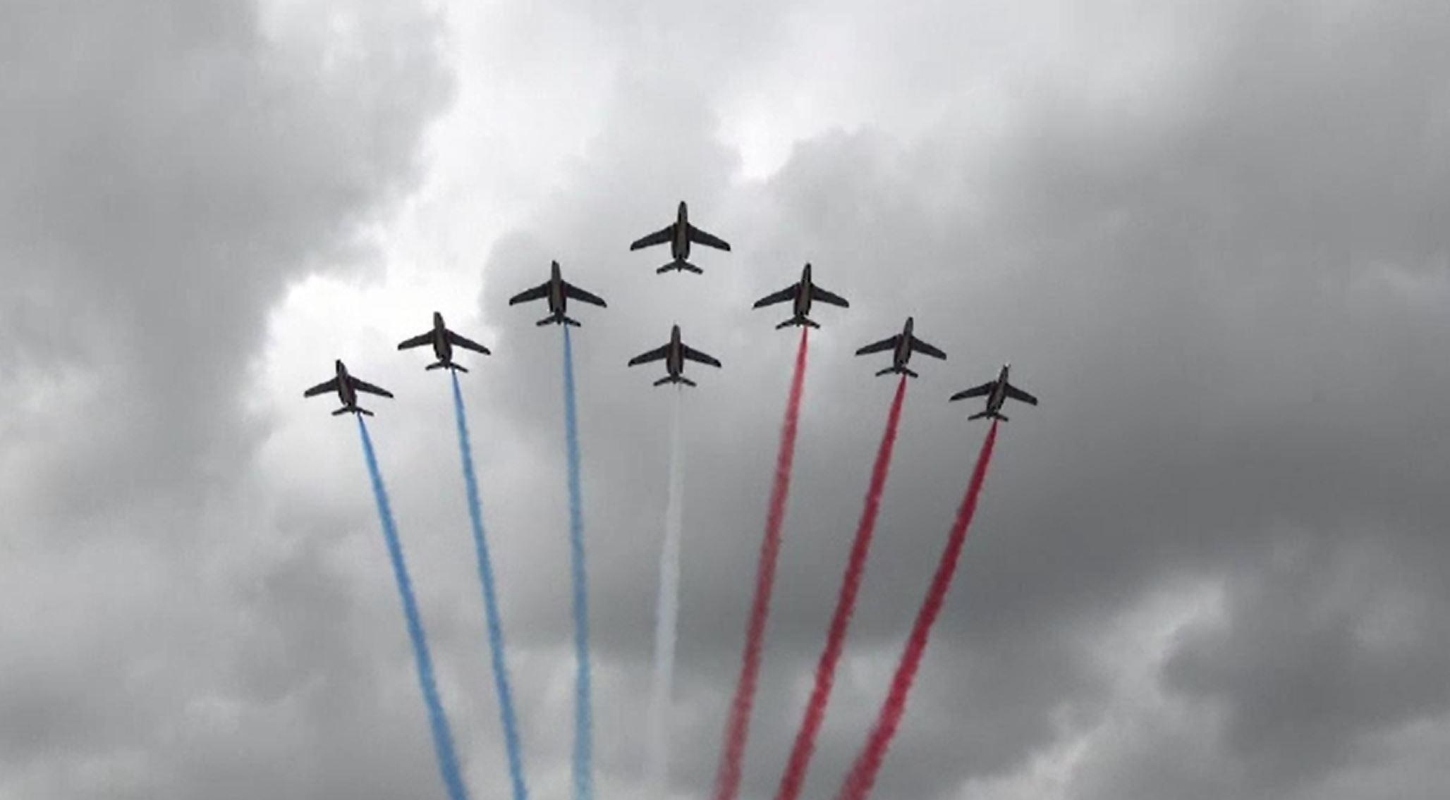Pregătiri intense în Franța, pentru parada organizată de Ziua Națională. Autoritățile promit o ceremonie grandioasă