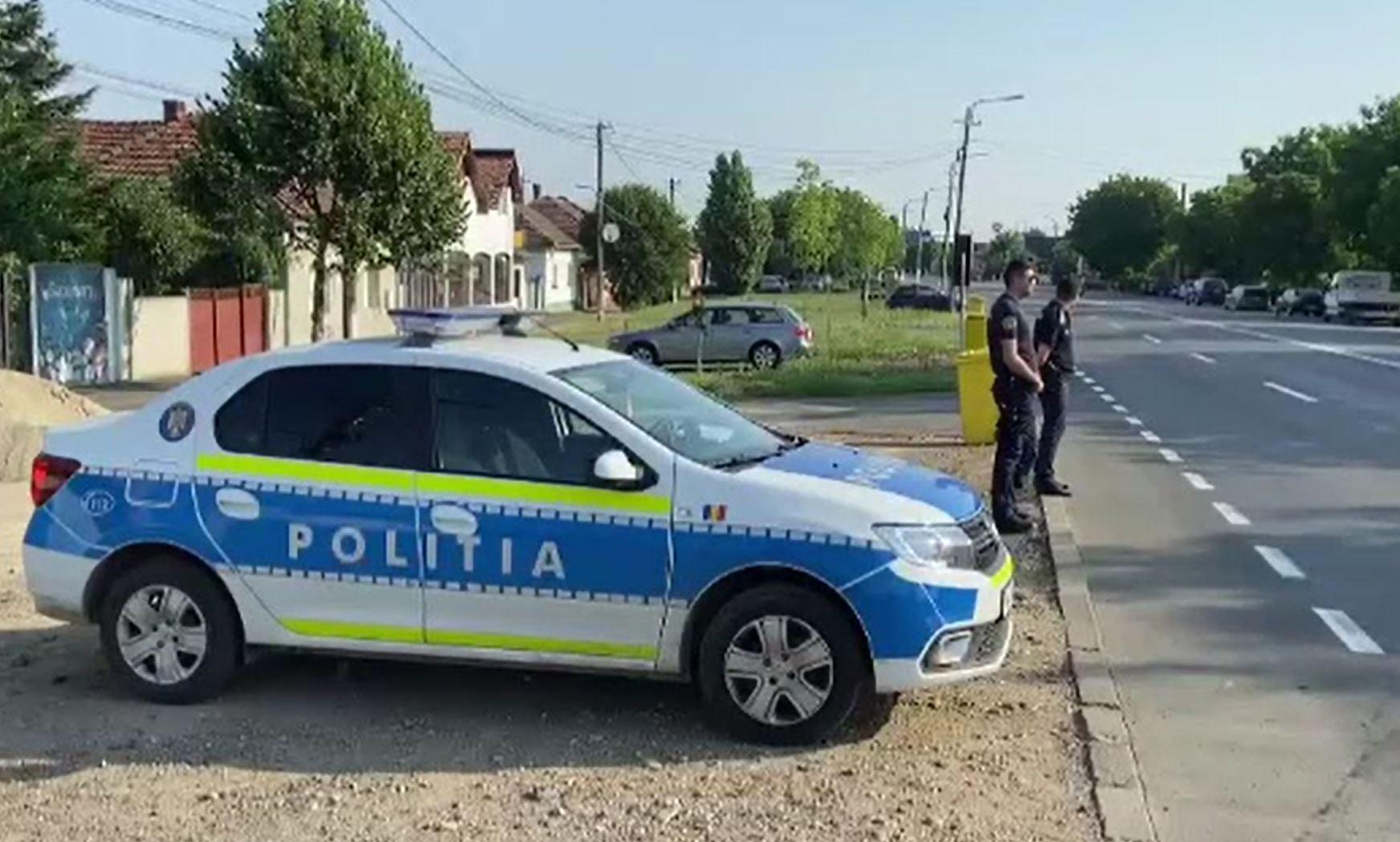 Razie de amploare a Poliției Române în opt județe. Un grup infracțional uriaș este vizat