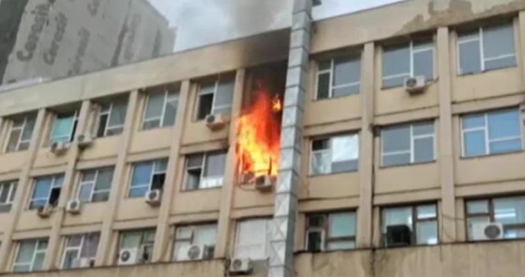 A fost finalizată ancheta incendiului de la spitalul de copii din Iași. De la ce a pornit focul