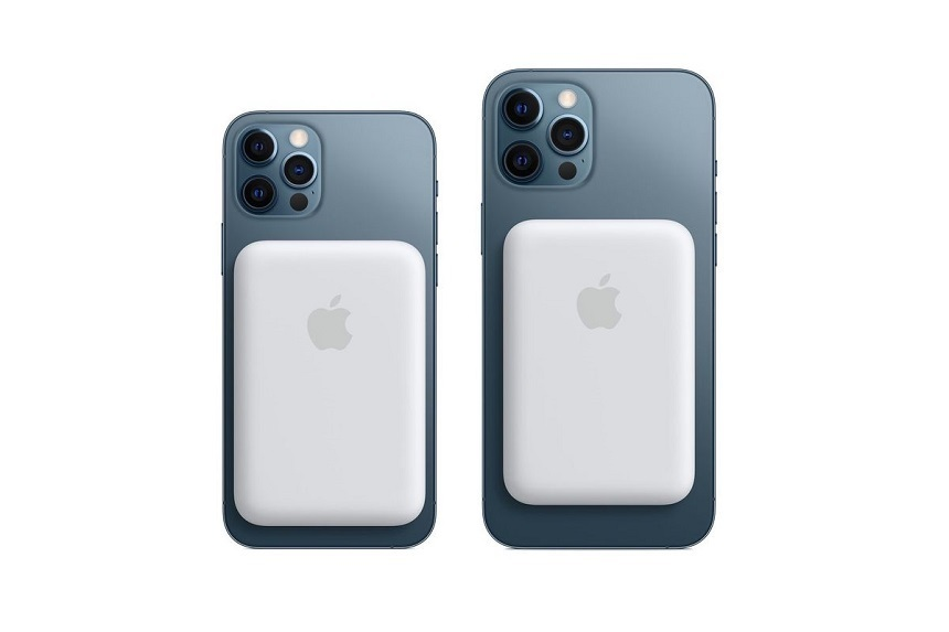 Apple lansează o baterie care se fixează pe spatele unui iPhone 12, prelungind durata de funcţionare