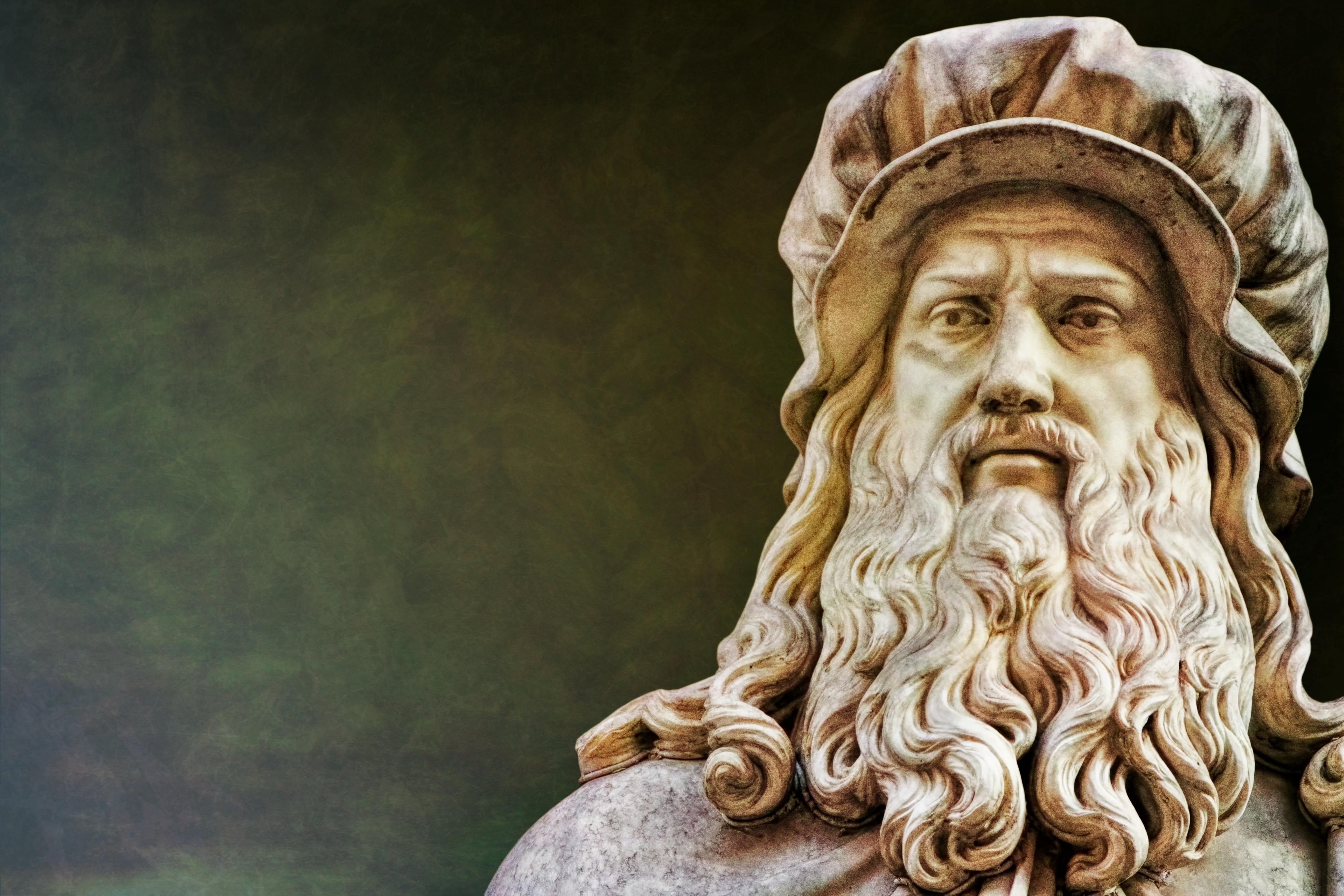 Studiu privind descendenții în viață ai lui Leonardo da Vinci. Ce s-a descoperit