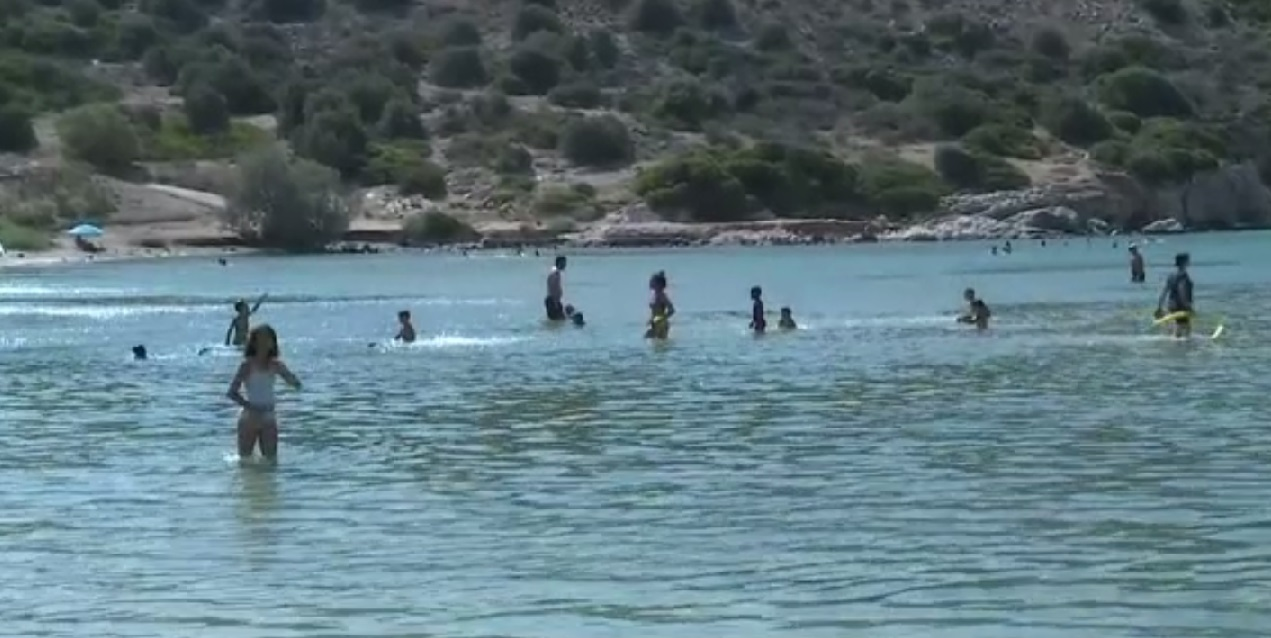 Grecia se topește, se anunță 40 de grade. Avertisment pentru turiști