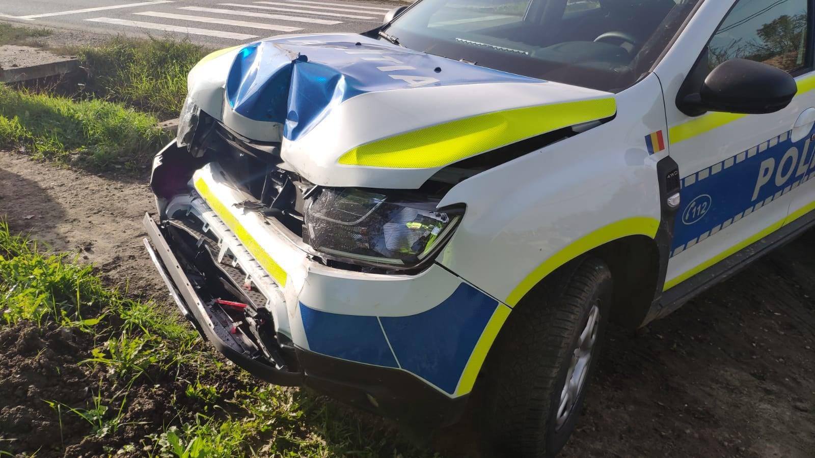 Europol: La mașinile noi de poliție nu funcționează airbag-urile