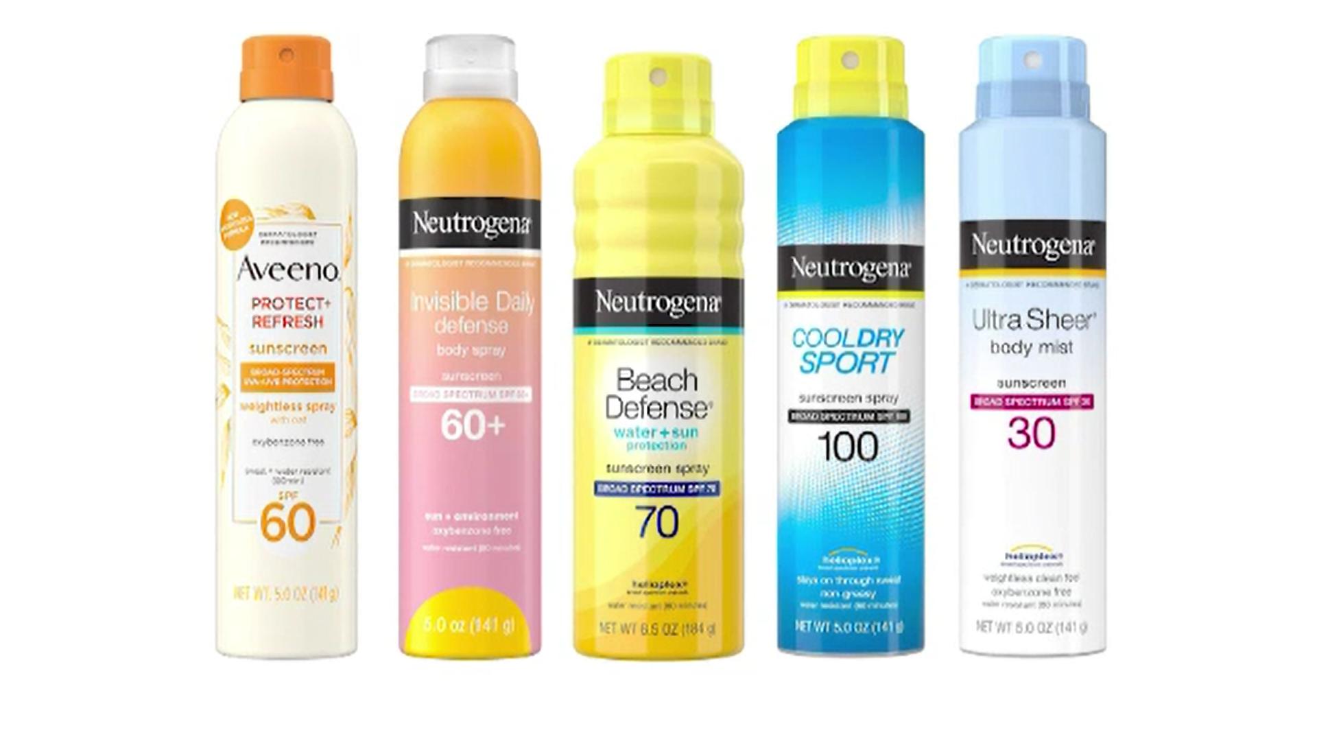 Compania Johnson&Johnson retrage cinci dintre produsele sale cu protecţie solară care pot provoca cancer