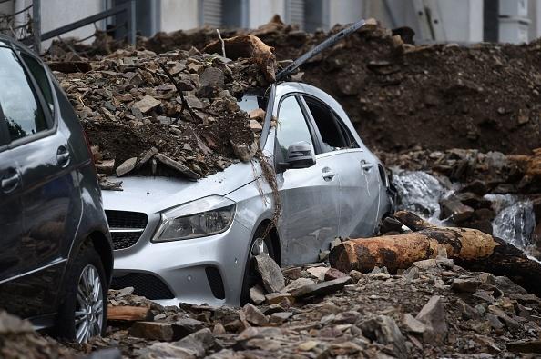 Mai mulți români au fost prinși la furat în zonele devastate de inundații în Germania