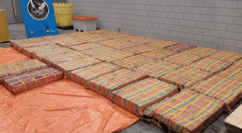 Costa Rica a confiscat 4,3 tone de cocaină, una din cele mai mari capturi din istoria sa