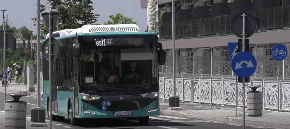 Veste importantă pentru turiști: 10 autobuze electrice vor circula în sudul litoralului