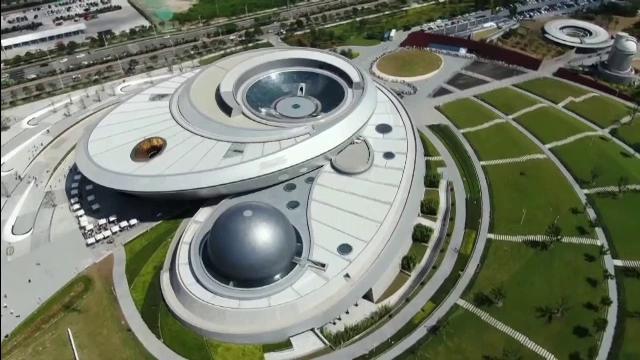Cel mai mare muzeu de astronomie din lume, inaugurat în China. Sunt expuși 70 de meteoriți