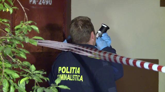 Scandal violent între doi tineri surdo-muți. O femeie de 25 de ani a ajuns în stare gravă la spital