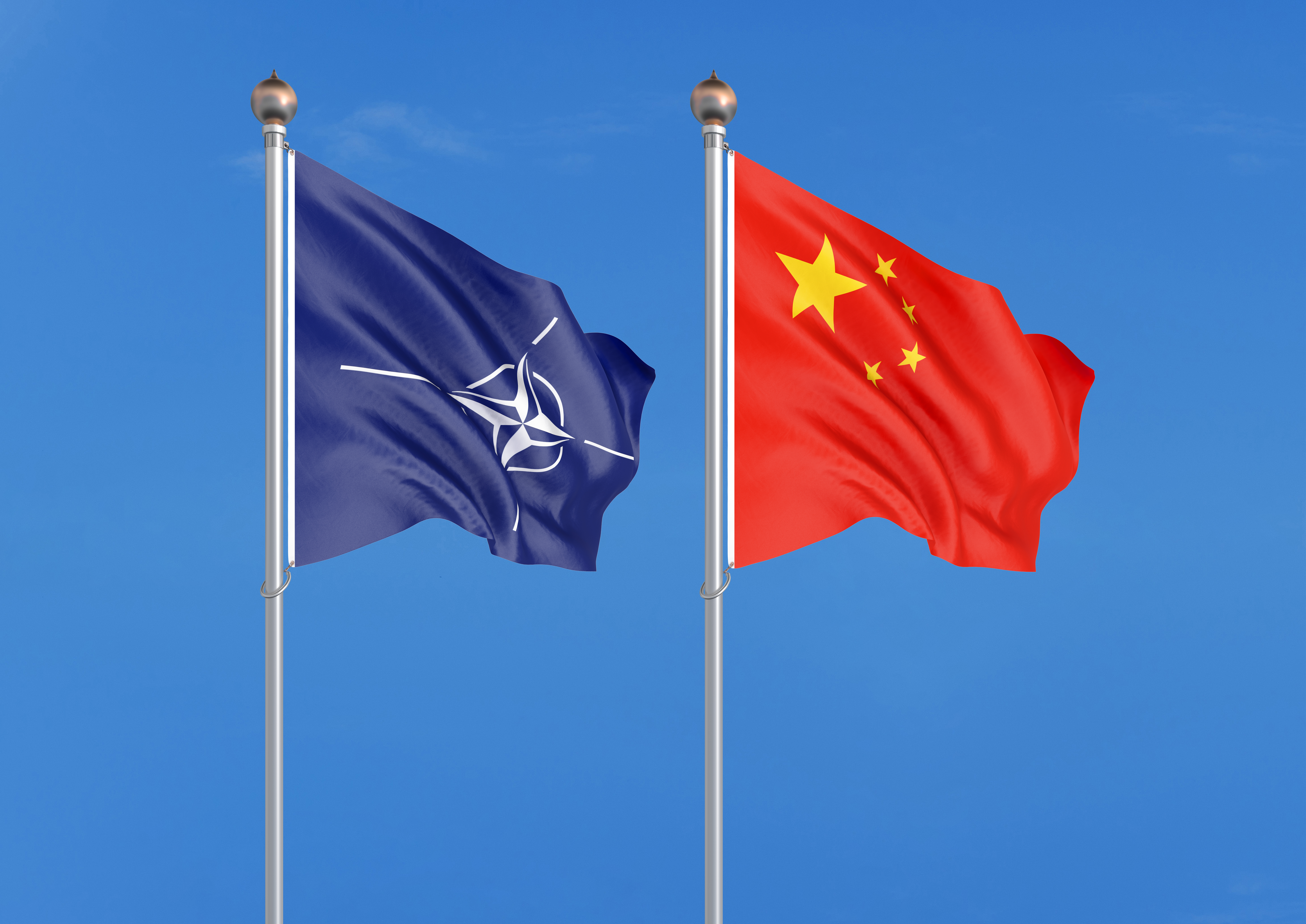 NATO condamnă China pentru atacuri cibernetice, pentru prima dată