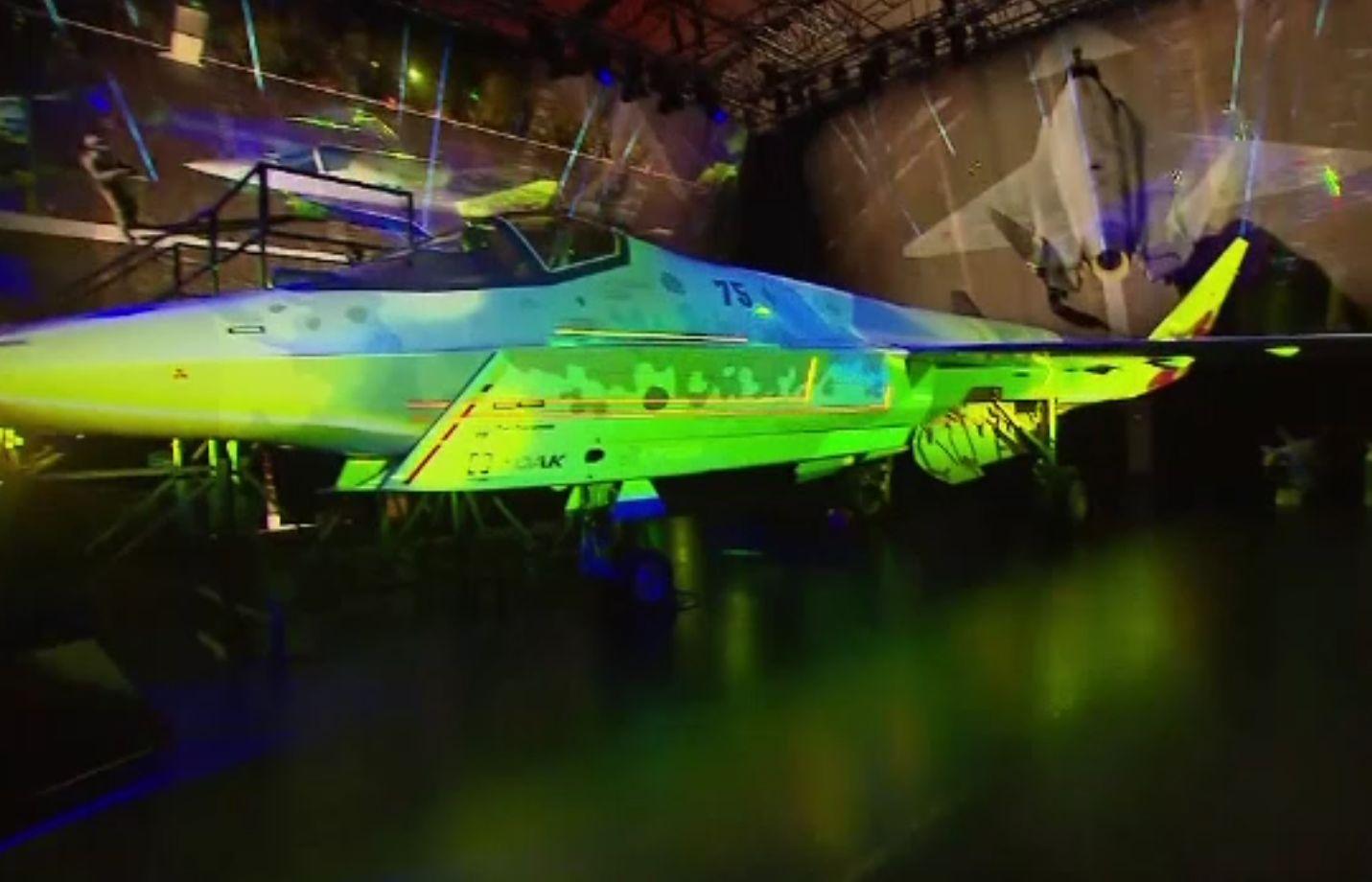 Rusia a prezentat cel mai nou avion de vânătoare. Atinge 2.500 de kilometri la oră