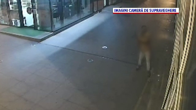 """""""Van Damme"""" din Câmpina, înarmat cu o săpăligă, a spart geamurile mai multor magazine. Pentru ce mai fusese condamnat"""