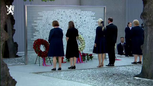 Norvegia a comemorat 10 ani de la atentatele comise de Anders Breivik.