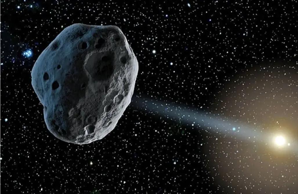 Un asteroid de dimensiunea Marii Piramide din Giza va zbura pe deasupra Pământului