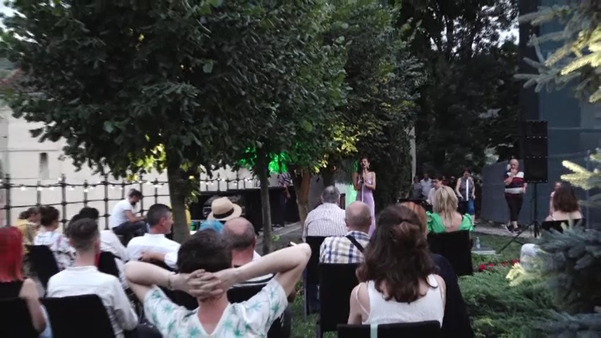 Concert de jazz în cetatea Sighișoarei după un an de pauză