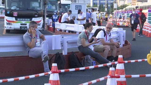 Punctualitatea japonezilor lipsește la Jocurile Olimpice. Ce alte probleme întâmpină sportivii și jurnaliștii