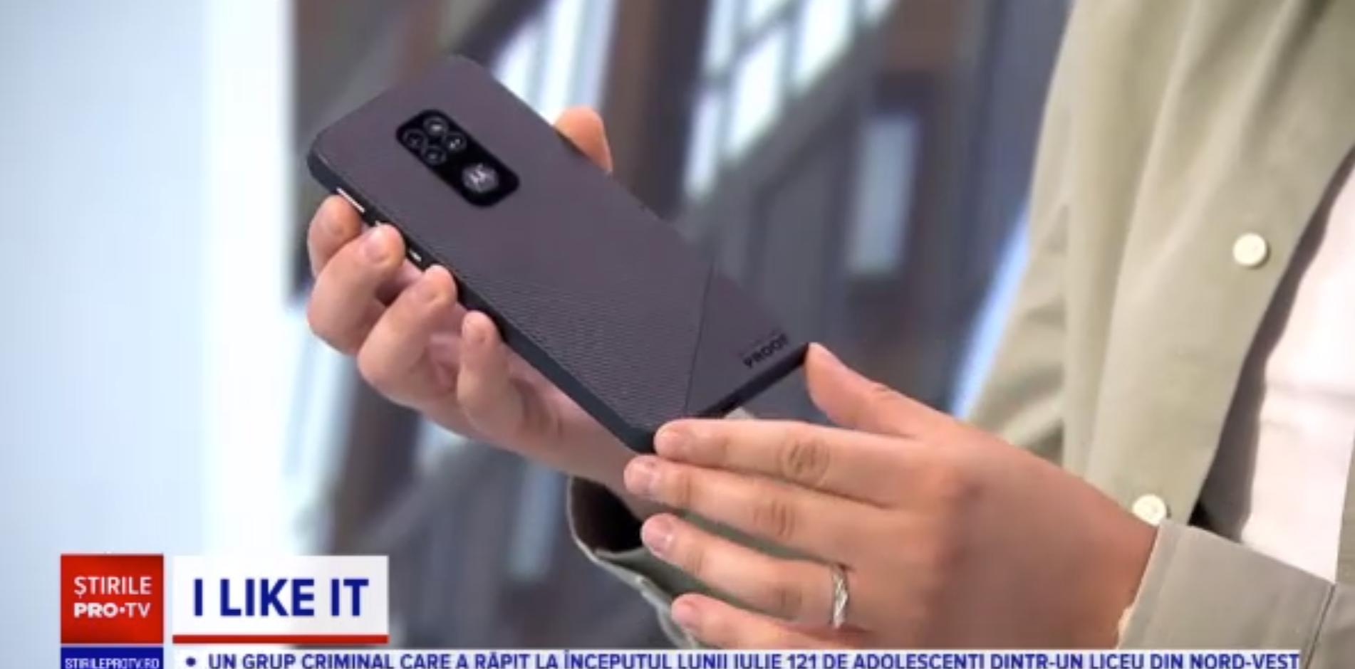 ILikeIT. Telefonul cu specificații militare. Poate fi mutat de la -35 de grade la +70