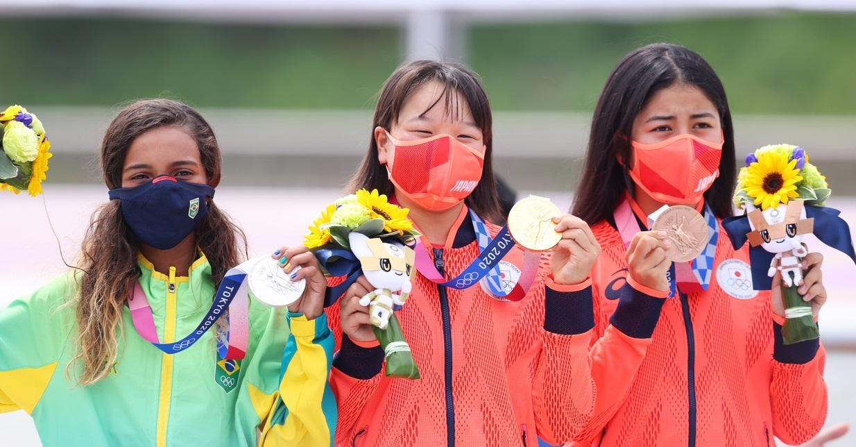 Record incredibil la Tokyo. A fost înregistrat cel mai tânăr podium din istoria Jocurilor Olimpice