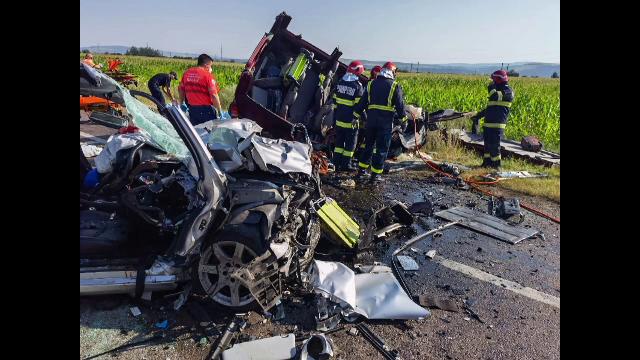 UE vrea să elimine accidentele rutiere până în 2050, în timp ce în România mor pe șosele și 24 de oameni într-un weekend