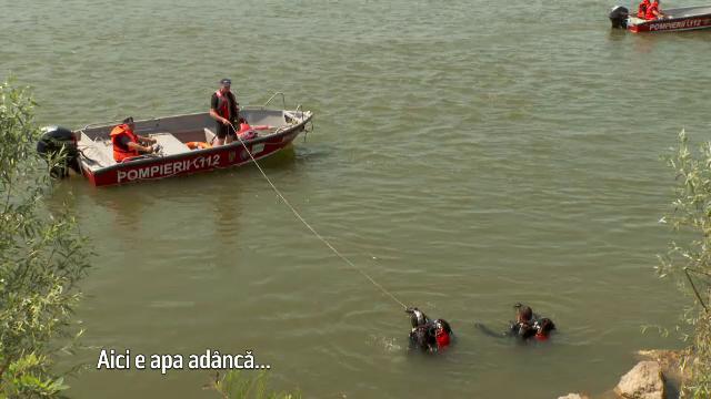 Tânărul căutat după accidentul de barcă din Corabia nu știa să înoate. Tot mai multe astfel de incidente au loc în România