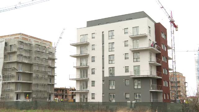 Prețurile locuințelor, mai mari față de anul trecut. La mare căutare sunt apartamentele și casele noi