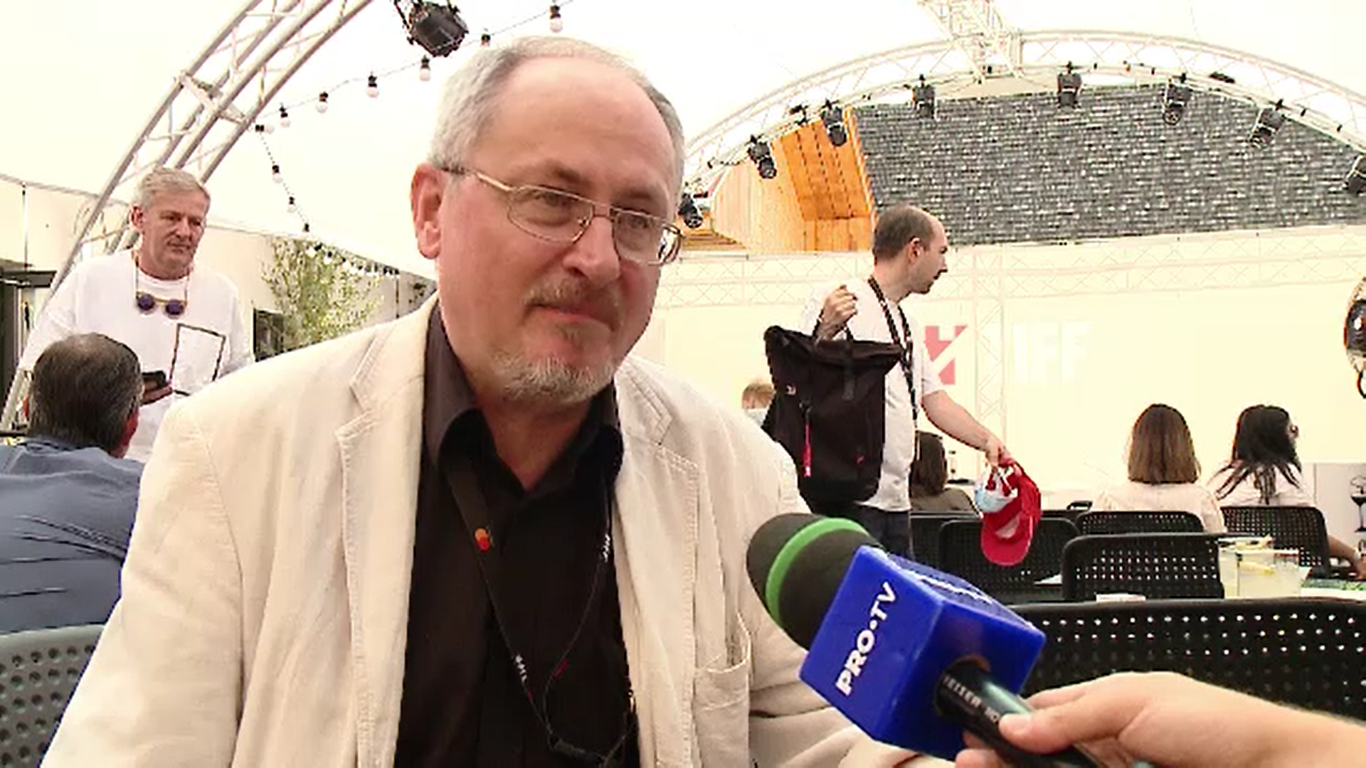 Nae Caranfil, recompensat cu premiul pentru întreaga sa carieră la Festivalul Internațional de Film Transilvania