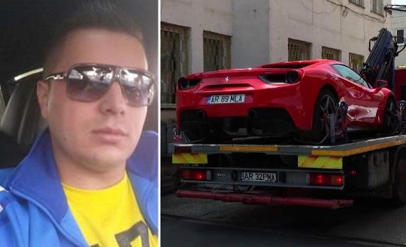 Capul mafiei țigărilor din Arad, arestat în lipsă şi dat în urmărire naţională după ce a dispărut din nou