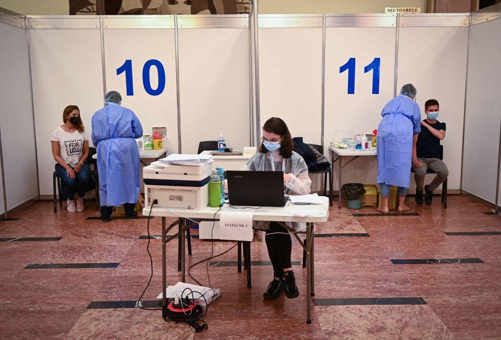 Situația vaccinurilor COVID-19 primite de România: Câte doze au trimis autoritățile către alte țări