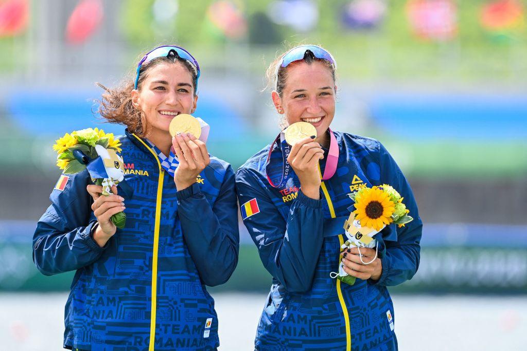 Aur pentru România. Ancuța Bodnar și Simona Radiș au cucerit titlul olimpic la dublu vâsle