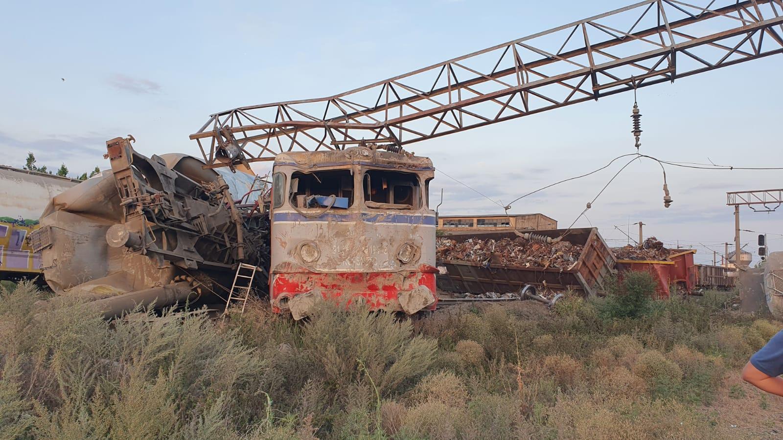 Ministrul Transporturilor: Operatorul privat al cărui tren a provocat accidentul de la Fetești nu va mai putea funcţiona