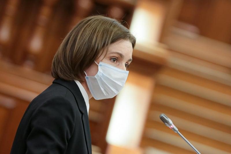R. Moldova, la un pas să fie condusă de două femei. Maia Sandu a semnat decretul pentru numirea Nataliei Gavriliţă ca premier