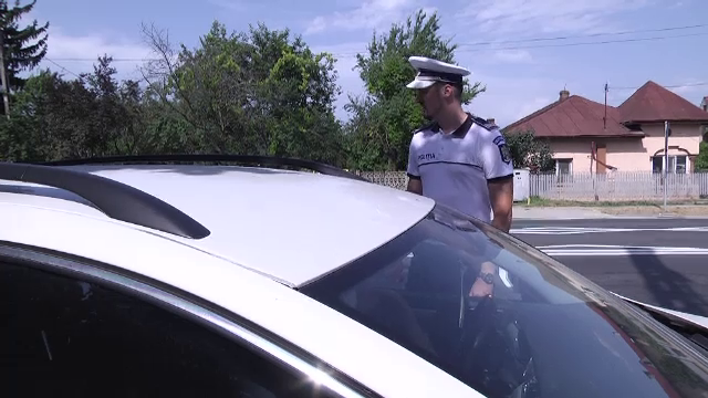 Controale de amploare în județul Dâmbovița. Aproape 140 de șoferi, sancționați