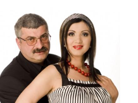 Siviu Prigoana si-a reclamat sotia la Politie pentru rele tratamente aplicate copiilor lor
