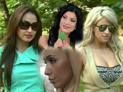EXCLUSIV! Razboiul pupezelor: Sanzi, Cristina si Andreea vs. Sonia Trifan