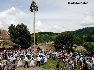 Viscri, singurul sat din Romania care se afla pe lista UNESCO
