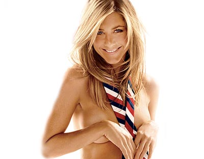 Jennifer Aniston, goala! Doar Colin Farrell poate sa o pipaie!