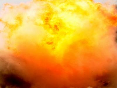 Un student si un profesor au sarit in aer, la un curs despre explozibili