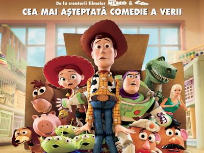 Premiera cinematografica a saptamanii: Toy Story 3