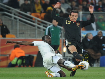 Germania si Ghana in optimile Cupei Mondiale, Serbia si Australia eliminate
