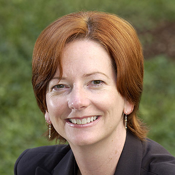 Julia Gillard a devenit prima femeie premier in Australia
